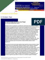 Theories+ +Paradigma+Piaget