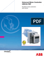 2CDC135003D0205 Univerzal Motor Controler