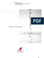 Filter Presses from J K Industries