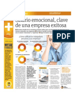 Salario Emocional , Clave de Una Empresa Exitosa
