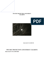 Psychic Protection and Energy Clearing Manual