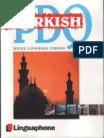 Linguaphone Pdq Turkish Coursebook_15 Mb
