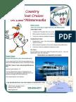 Torgys Houseboat Cruises 2012