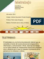 PP de el teletrabajo