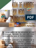 Conservacion Por Radiacion