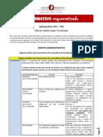 informativo 491 STJ esquematizado