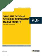 3408C,+3412,+3412C+and+3412D+High+Performance+Marine+Engines Maintenance+Intervals