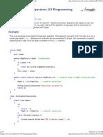 Using Conversion Operators (C# Programming Guide)