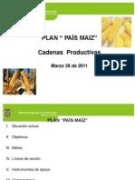 Plan Pais Maiz