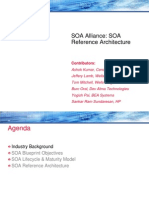 SOA Reference Architecture Presentation.291115456