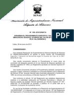 RSA-038-2010 Valoracion Mercancias OMC