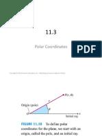 Polar Coordinate