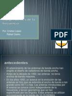 Antenas Independientes de La Frecuencia