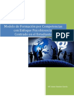 Modelo psicobiosocial