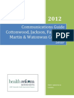 CJFMW SHIP Communications Guide for Mini-Grantees and Partners