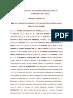 Acta Constitutiva de ion Del Consejo Pascual Rodriguez