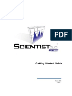 Scientist Getting Started Guide