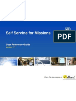 Self Service User Guide_v1.1