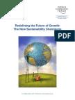 WEF GGC Sustainability Champions Report 2011