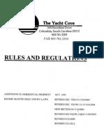 Rules & Regulations 5-12