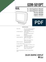 GDM-5010PT
