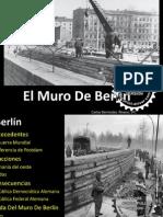 Carlos Bermúdez Álvarez - El muro de Berlín