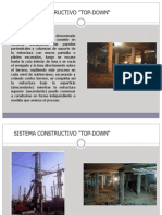 Sistema Consstructivo Top Down