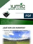 Acido Humico Humic Growth Spanish