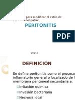 Abril 10 - Seminario Peritonitis