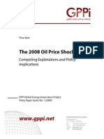 8.4 - Section 8 GPPiPP1 Oil Prices 2009