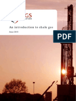 A Guide to Shale Gas