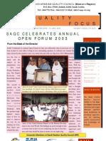 03 Third Issue Quality Focus