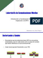 Laboratorio de Comunicaciones Móviles - Canalizacion GSM