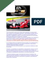 Tecnicas de manejo de F1 Challenge