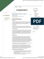 ESA 195 Public Report Moses Lake