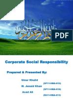 CSR Asad Ali