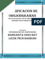 clasificacion de organigramas con ejemplos.docx
