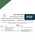 Teen LIGHT Raffle Flyer 2012 (1)
