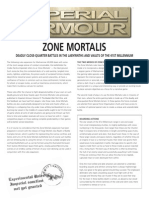 Zone Mortal Is warhammer 40000