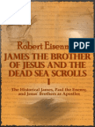 """James the Brother of Jesus and the Dead Sea Scrolls I"