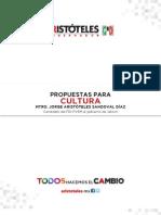 Propuesta para Cultura