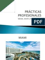 Prácticas Profesionales Turismo en Miami, Maryland y Virginia