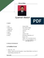 CV Syamsir Abduh