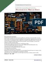 Gli Strumenti Finanziari Ed Il Mercato Etico