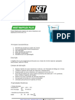 MSet Rapflex Plus
