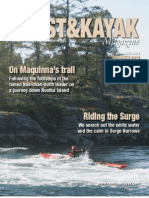 Coast&Kayak Magazine Summer 2012