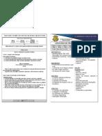 Calendário de Provas e Conteúdos 5° Ano A /B- II Bimestre/2012