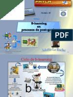 Blearning en Procesos de Postgrado