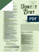 Forest & Vert n° 28