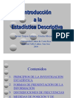 Introduccion a La a Descriptiva